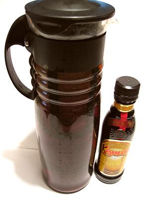 コーヒー材料
