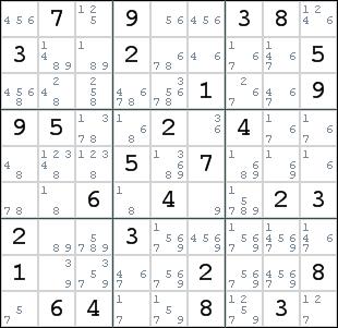 sudokumarkup