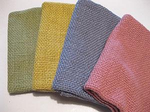 和紡布巾<br />
