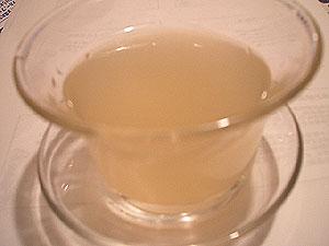 半夏茯苓茶