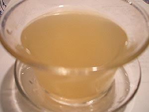 ヨクイニン緑茶