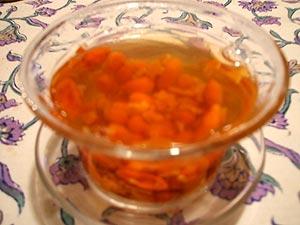 枸杞橘皮茶