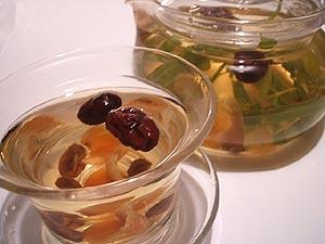 レモングラスナツメ茶