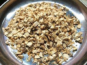 木通茶材料